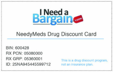 INAB Drug Discount Card